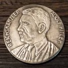WWII WW2 Nazi German Adolf Hitler 1933 NSDAP Coin