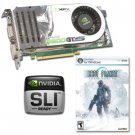 XFX GeForce 8800 GTS Extreme Video Card - FREE Lost Planet: Extreme Condition PC Game