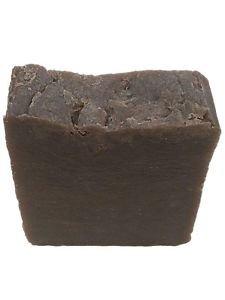 Black Walnut & Chestnut HANDMADE ORGANIC Bar Soap Acne Antiseptic MOISTURIZER