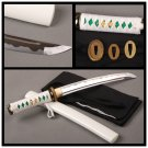 Japanese Samurai Tanto Sword Knife Handmade Sharp Edge Full Tang High Carbon Steel