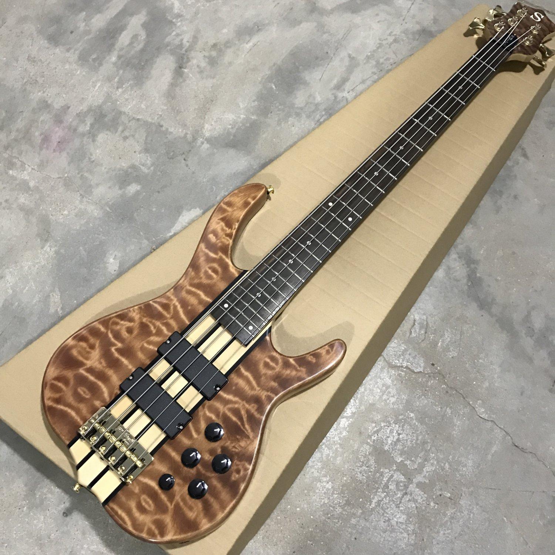 Ken Smith BSR Bass Guitar Replica 5 Strings