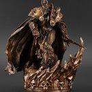 World of Warcraft Lich King Bronze Statue WOW Frostmourne