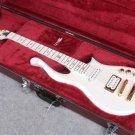 Prince Cloud Guitar Replica Maple Fingerboard White Purple Rain Yellow Colors