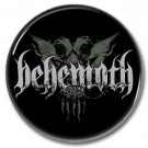 BEHEMOTH band button! (25mm, badges,pins, heavy metal, black metal)