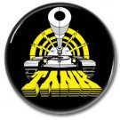TANK band button! (1inch, 25mm, badges,pins,heavy metal)