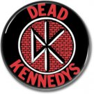 DEAD KENNEDYS band button! (25mm, punk, badges, buttons)