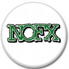 NOFX band button! (25mm, punk, badges, buttons)