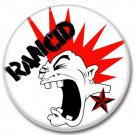 RANCID band button! (25mm, punk, badges, buttons)