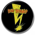 BAD BRAINS band button! (25mm, punk, badges, buttons)