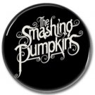 SMASHING PUMPKINS band button! (25mm, punk, badges, buttons)