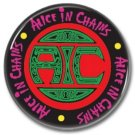 ALICE IN CHAINS band button! (25mm, punk, badges, buttons)