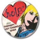 HOLE band button! (25mm, punk, badges, buttons)