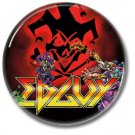 EDGUY band button! (1inch, 25mm, badges,pins,heavy metal)