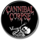 CANNIBAL CORPSE band button! (25mm, badges, pins, heavy metal, death metal)