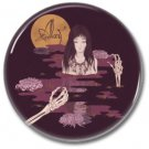 ALCEST band buttons x 2 (25mm, badges, pins, heavy metal, black metal)