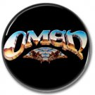 OMEN band button! (1inch, 25mm, badges,pins, heavymetal)