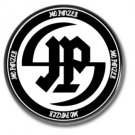 JAG PANZER band button! (1inch, 25mm, badges,pins, heavymetal)