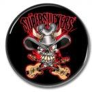 SUPERSUCKERS band button! (1inch, 25mm, badges,pins, garagerock)
