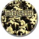 NASUM button! (25mm, badges, pins,grindcore, heavy metal)