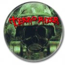 TERRORIZER button! (25mm, badges, pins,grindcore, heavy metal)
