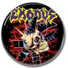 EXODUS band button! (25mm, badges, pins, heavy metal, thrash metal)