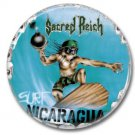 SACRED REICH band button! (25mm, badges, pins, heavy metal, thrash metal)