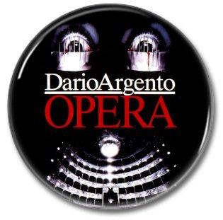 Dario Argento Opera (25mm, badges, pins, horror)