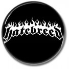 HATEBREED band button! (25mm, badges, pins, heavy metal, metalcore, deathcore)
