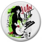 JOAN JETT button! (25mm, badges, pins)