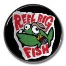 Reel Big Fish band button! (25mm, badges, pins, ska, punk)