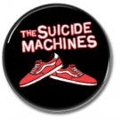 the Suicide Machines band button! (25mm, badges, pins, ska, punk)