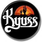 KYUSS button (badges, pins, stoner rock, sludge)