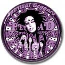 SPIRITUAL BEGGARS band button (badges, pins, stoner rock, sludge)