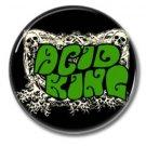 Acid King band button (badges, pins, stoner rock, sludge)