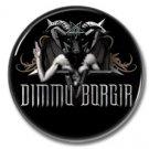 Dimmu Borgir band button (25mm, badges, pins, heavy metal, black metal)