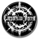 Carpathian Forest band button (25mm, badges, pins, heavy metal, black metal)