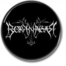 Borknagar band button (25mm, badges, pins, heavy metal, black metal)