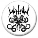 WATAIN band button (25mm, badges, pins, heavy metal, black metal)