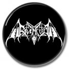 Ravencult band button (25mm, badges, pins, heavy metal, black metal)