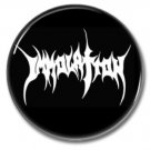 Immolation band button! (25mm, badges, pins, heavy metal, death metal)