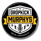Dropkick Murphys band button! (25mm, punk, badges, buttons, irish, celtic)