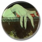 The Hand Of Dracula button (badges, pins, 31mm, occult, horror)