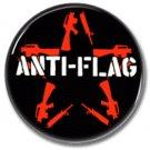 Anti Flag band button (punk, badges, pins, 25mm)