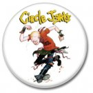 Circle Jerks band button (punk, badges, pins, 25mm)