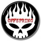 Offspring band button (punk, badges, pins, 25mm)