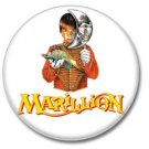 MARILLION band button (prog rock, badges, pins, 31mm)