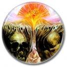 Moody Blues band button (prog rock, badges, pins, 31mm)