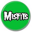 MISFITS button (punk, badges, pins, 25mm)