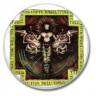 FIFTH ANGEL band button (badges,pins, 25mm, heavy metal, power metal prog)