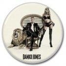 Danko Jones band button! (1inch, 25mm, badges,pins)